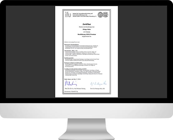 Mac Zertifikat