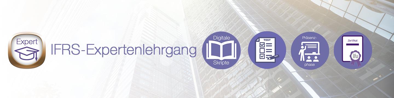 IFRS-Expertenlehrgang Banner