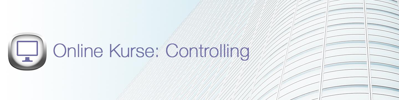 Online Kurse Kursbereich Controlling Banner